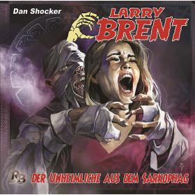 Larry Brent - Folge 34: Der Unheimliche aus dem Sarkophag