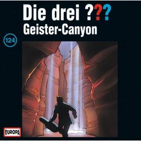 Die drei Fragezeichen Folge 124 Geister Canyon