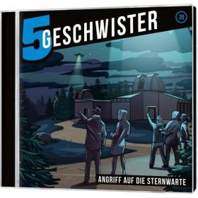 5 Geschwister - Folge 20: Angriff auf die Sternwarte