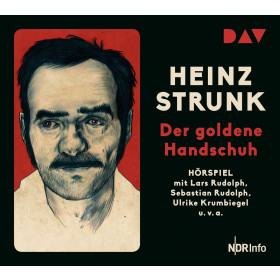 Heinz Strunk - Der goldene Handschuh (NDR Hörspiel)