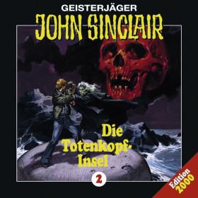 John Sinclair - Folge 2: Die Totenkopf-Insel