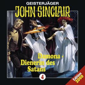 John Sinclair - Folge 4: Damona - Dienerin des Satans