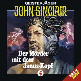 John Sinclair - Folge 5: Der Mörder mit dem Januskopf
