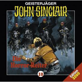 John Sinclair - Folge 10: Die Horror-Reiter