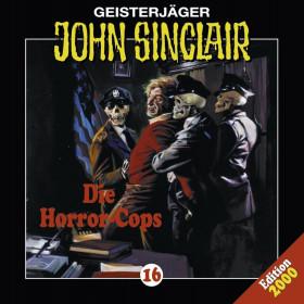 John Sinclair - Folge 16: Die Horror-Cops