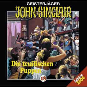 John Sinclair - Folge 18: Die teuflischen Puppen