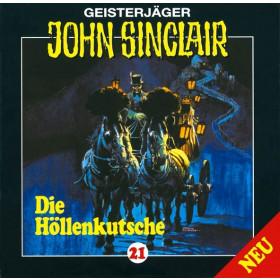 John Sinclair - Folge 21: Die Höllenkutsche