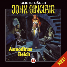 John Sinclair - Folge 22: Asmodinas Reich
