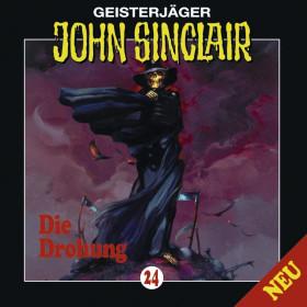 John Sinclair - Folge 24: Die Drohung