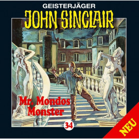 John Sinclair - Folge 34: Mr. Mondos Monster