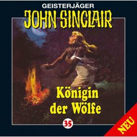 John Sinclair - Folge 35: Königin der Wölfe