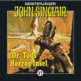 John Sinclair - Folge 37: Dr. Tods Horrorinsel