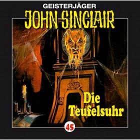John Sinclair - Folge 45: Die Teufelsuhr