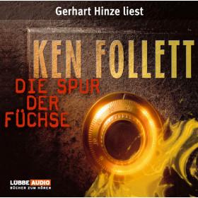 Ken Follett - Die Spur der Füchse