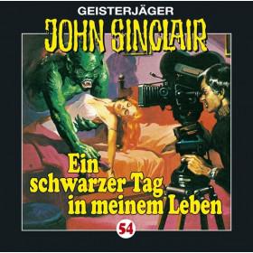 John Sinclair - Folge 54: Ein schwarzer Tag in meinem Leben