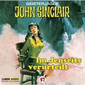John Sinclair - Folge 57: Im Jenseits verurteilt (I/II)