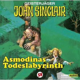 John Sinclair - Folge 58: Asmodinas Todeslabyrinth (II/II)