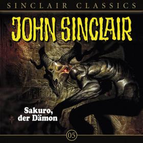 John Sinclair Classics 05 Sakuro, der Dämon