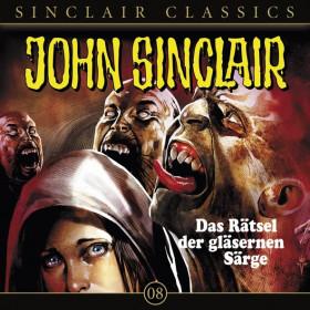 John Sinclair Classics 08 Das Rätsel der gläsernen Särge