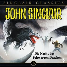 John Sinclair Classics 09 Die Nacht des Schwarzen Drachen
