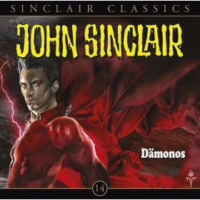 John Sinclair Classics 14 Dämonos