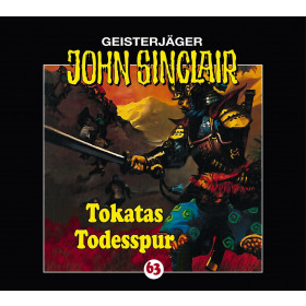 John Sinclair - Folge 63: Tokatas Todesspur