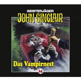 John Sinclair - Folge 65: Das Vampirnest