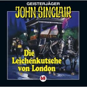 John Sinclair - Folge 68: Die Leichenkutsche von London