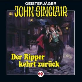 John Sinclair - Folge 69: Der Ripper kehrt zurück