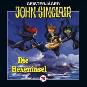 John Sinclair - Folge 70: Die Hexeninsel