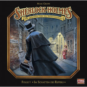 Sherlock Holmes (Titania) - 01: Im Schatten des Rippers