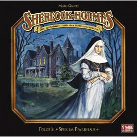 Sherlock Holmes (Titania) - 02 Spuk im Pfarrhaus