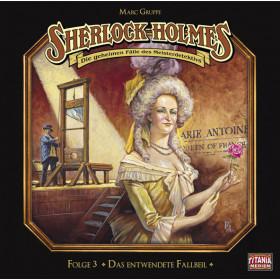 Sherlock Holmes (Titania) - 03 Das entwendete Fallbeil