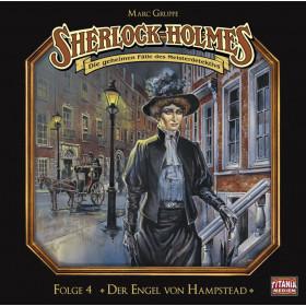 Sherlock Holmes (Titania) - 04 Der Engel von Hampstead
