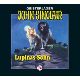 John Sinclair Folge 74 Lupinas Sohn