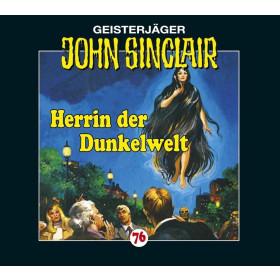 John Sinclair Folge 76 Herrin der Dunkelwelt