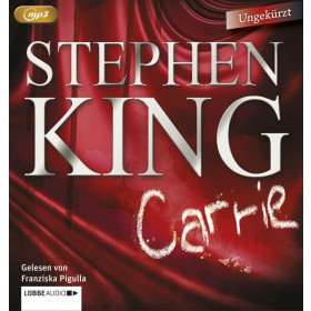 Stephen King - Carrie (MP3-CD)