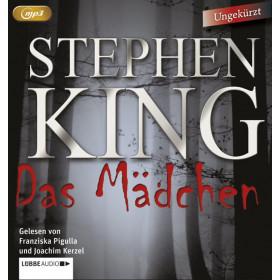 Stephen King - Das Mädchen (MP3-CD)