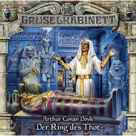Gruselkabinett 61 Der Ring des Thot