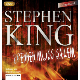 Stephen King - Brennen muss Salem (MP3-CD)