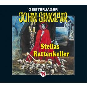 John Sinclair Folge 79 Stellas Rattenkeller