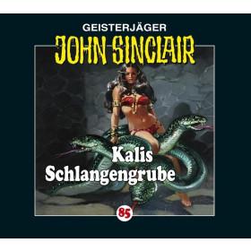 John Sinclair Folge 85 Kalis Schlangengrube