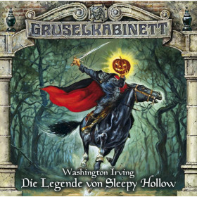 Gruselkabinett 68 Die Legende von Sleepy Hollow