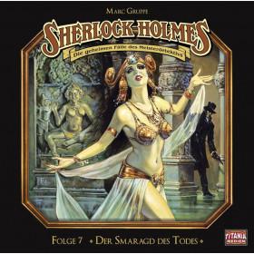 Sherlock Holmes (Titania) - 07 Der Smaragd des Todes