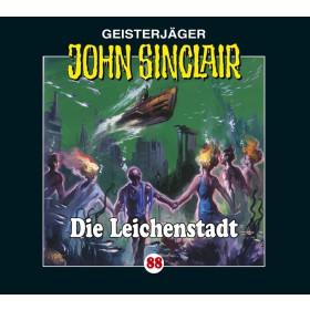 John Sinclair Folge 88 Die Leichenstadt