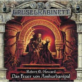 Gruselkabinett - Folge 77: Das Feuer von Asshurbanipal