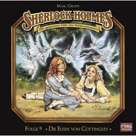 Sherlock Holmes (Titania) - 09 Die Elfen von Cottingley