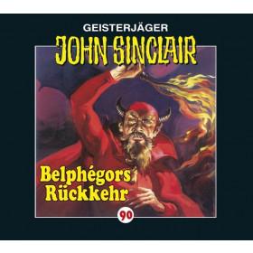 John Sinclair Folge 90 Belphégors Rückkehr