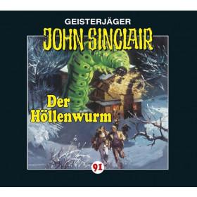 John Sinclair Folge 91 Der Höllenwurm