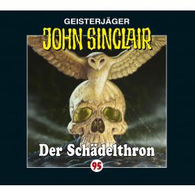 John Sinclair Folge 95 Der Schädelthron